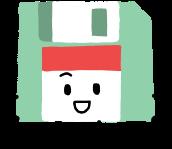 Floppy Disk AnonymousUser