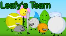 Leafy's Team