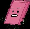 Eraser in BFB 11