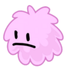 Puffball Small Frown