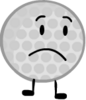 Golf ball first challenge