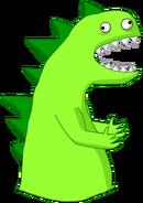 Rc Giant Godzilla