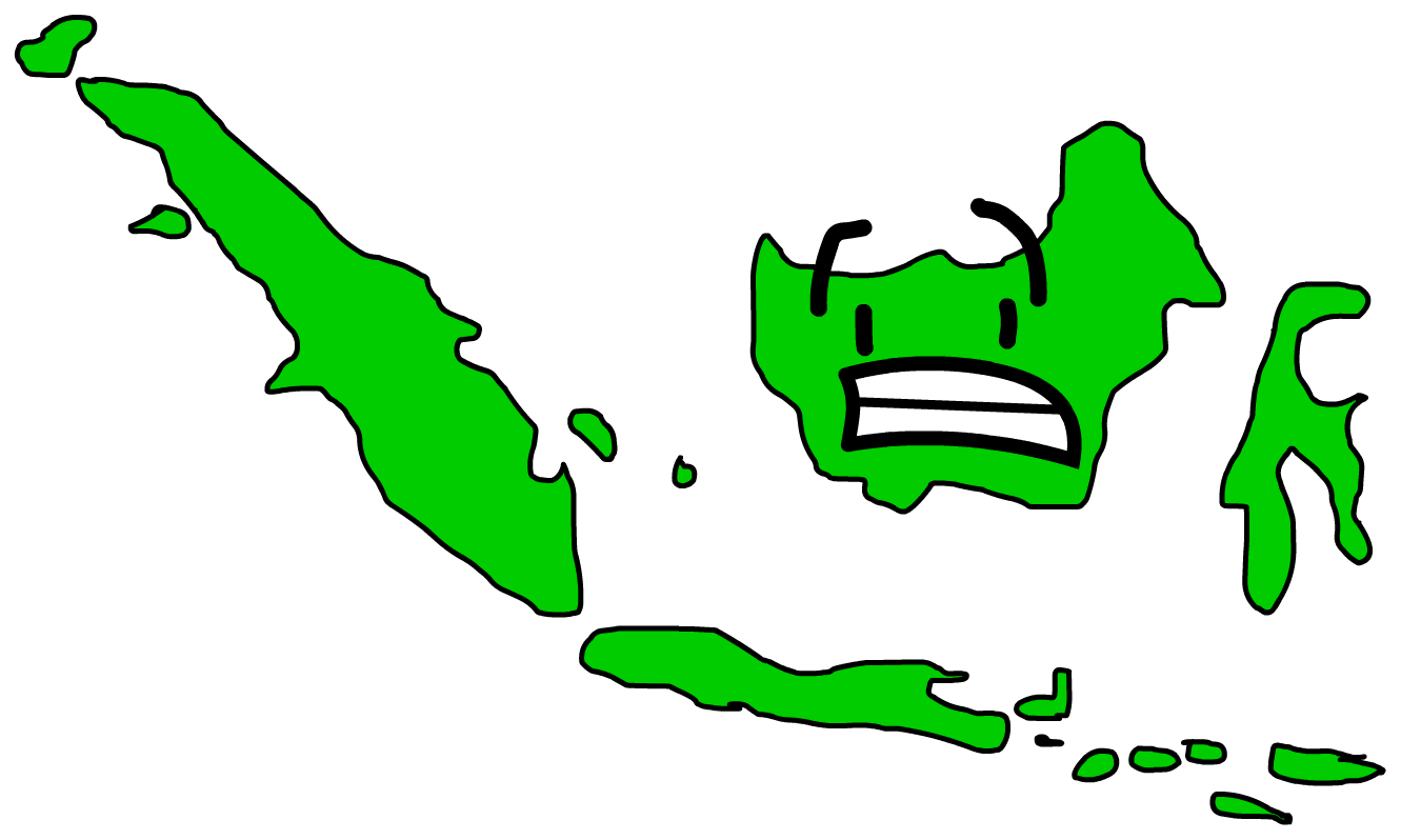 Rc Indonesia Map