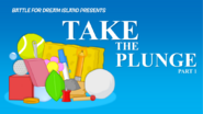 Bfdi fan made title cards take the plunge pt 1 by gatlinggroink58-d7k4p30