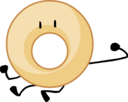 Donut wiki pose