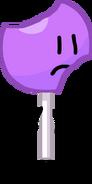 Licked Lollipop