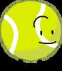 Tennis Ball happy