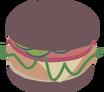 Yarnburger above