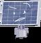 P&B Solar Panel Pose