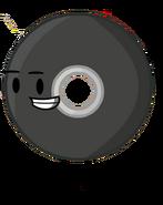 Disc OO Pose