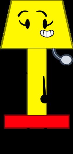 Floor Lamp (Pose)