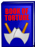 Book of torture body