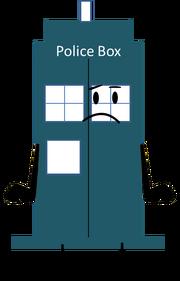 TARDIS POSE