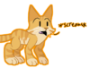 Woody The Screaming Sand Cat