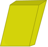 Yellow Eraser New Body