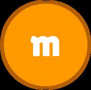 Orange M&M Body