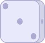 Purple Dice From ELRO Body