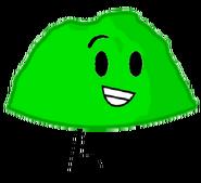 Green Rocky (Reposed)