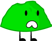 Green Rocky New Frowning