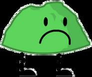Green Rocky Sad