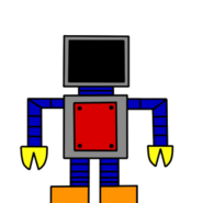 Robo-Guy (Body by Nahuel)
