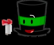 Dark Green Top Hat 2019