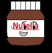 Nutella pose