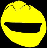 Yellow Face Smile 3 Talk0006