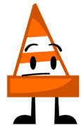 Cone (New BFCK Pose 2)