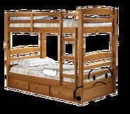 Bunk Bed wiki pose