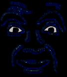 Mr Bean Face