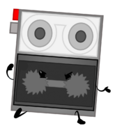 Tape Recorder Fan-Made Pose