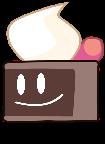Cake pose (enzo)