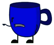 Cup (LOTO Pose)