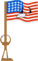 Flag (OPR Pose)