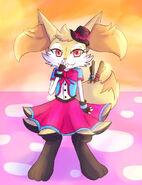 Idol fortuna by unknownlifeform-dbkqakb