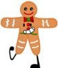 Ginger Breadman