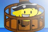 Lemony as a Pirate