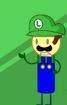 Luigi Save Icon