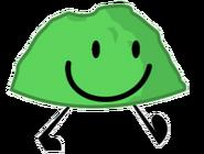 Green Rocky Walking