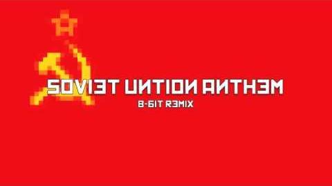 Soviet Union National Anthem 8-bit Remix (25%Osc)