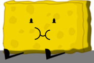 Spongy with shadow