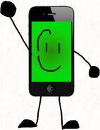 MePhone3 BFB Pose