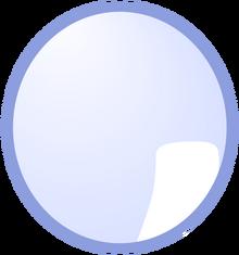 Ice ball's body