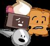 Woody, Cake and Naily 1
