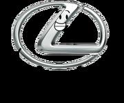 Lexus Logo Pose