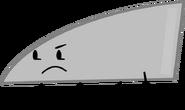 Shark Fin Pose