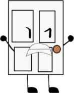 Door (OT Pose)
