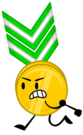 Medal pose