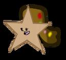 Chocolaty Star's Pose